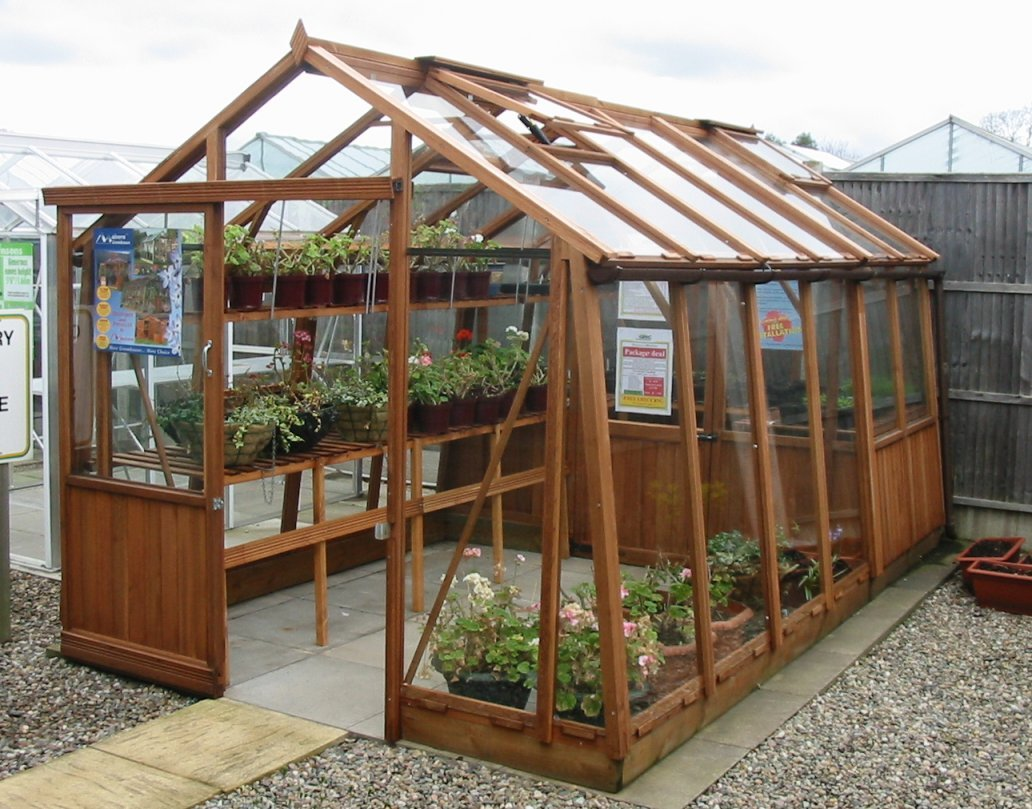 greenhouse cedar frame original mine large