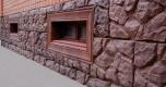 Ремонт фасада кирпичного цоколя